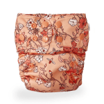 Vintage Blossoms Cloth Nappy