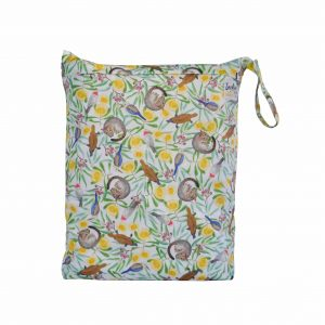 Beach Bag Icon green