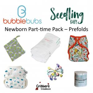 CC - Newborn Prefolds