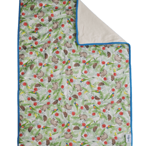Seedling Baby Home+Go Mat Icon Blue