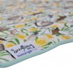 Seedling Baby Home+Go Mat Icon Green