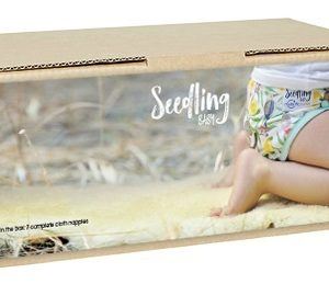 Seedling baby pack box