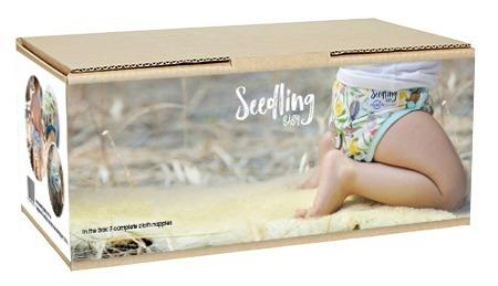 Seedling baby pack box