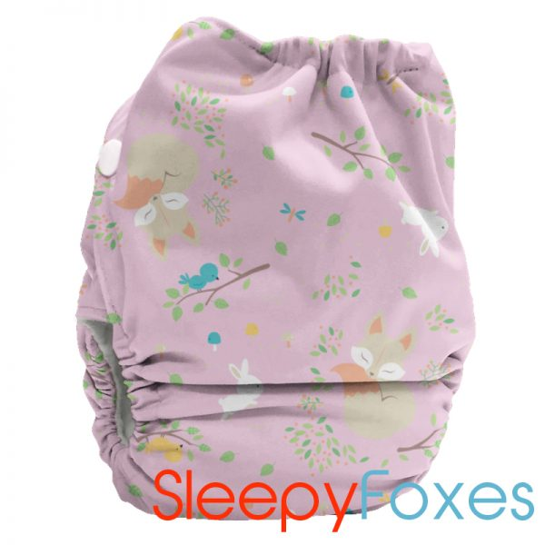 candie-all-in-two-reusable-cloth-nappy-sleepy-foxes