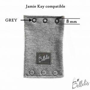 JK grey writing