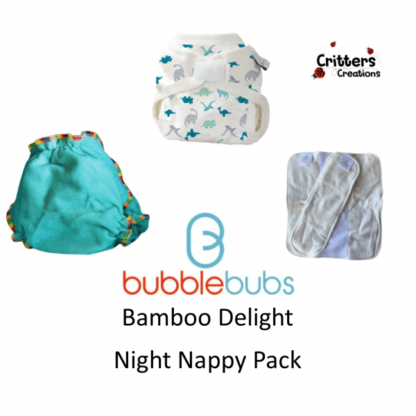 BB – Bamboo Delights Night Nappy Trial Pack