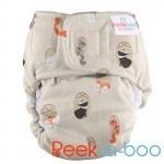 Pebbles peek-a-boo