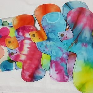 1 Cloth Pads Pack Bright