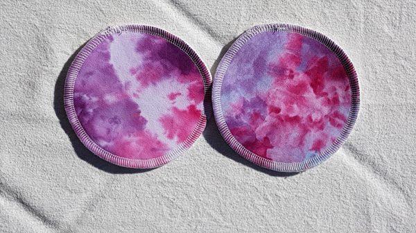 Breast Pads - Purple D