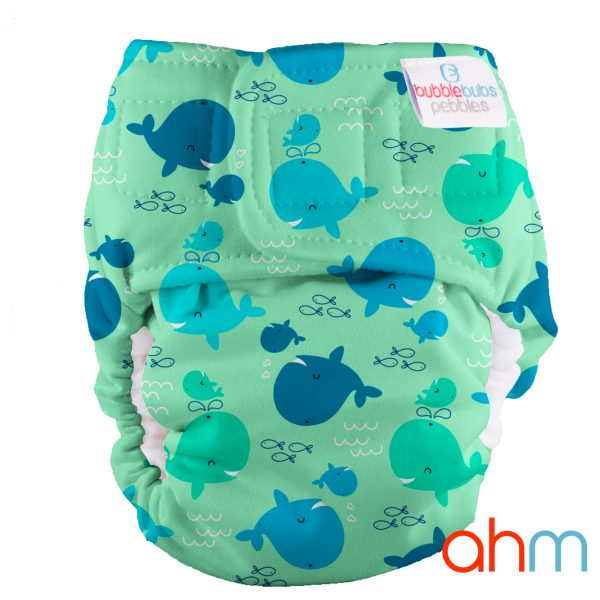 pebbles-all-in-one-newborn-reusable-cloth-nappy-whales