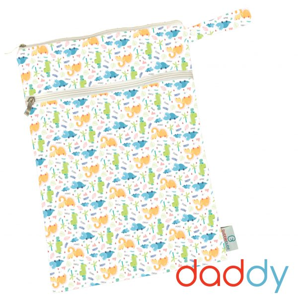 Pretty Dinosaurs Modern Cloth Reusable Nappy Diaper /& Insert