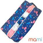 reusable-modern-cloth-nappy-wetbag-flamingos