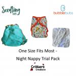 CC- OSFM Night Nappy Trial Pack