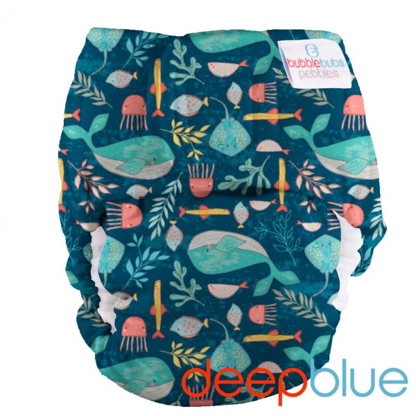 pebbles-all-in-one-newborn-reusable-cloth-nappy-deep-blue