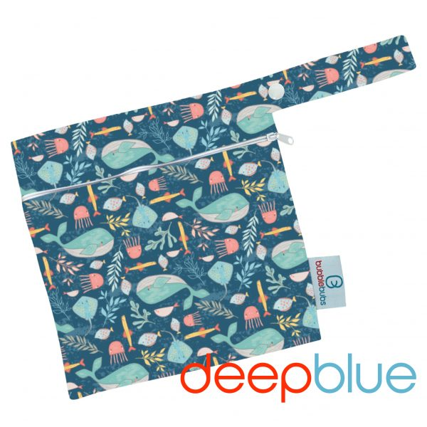 reusable-modern-cloth-nappy-mini-wetbag-deep-blue