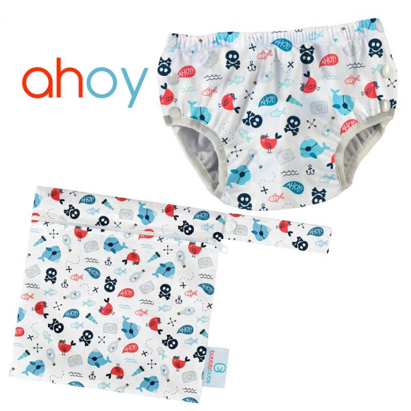 droplet-reusable-swim-cloth-nappy-with-wetbag-ahoy