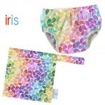 droplet-reusable-swim-cloth-nappy-with-wetbag-iris