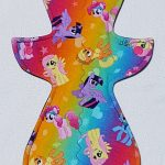 13 inches Little Pony