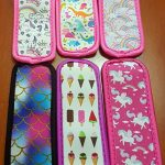 Icy Pole Holders Girl Patterns