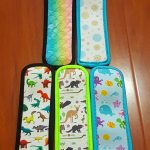 Icy Pole Holders Patterned N