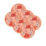 Vintage Blossoms Nursing Pads